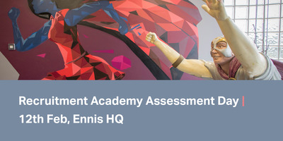 Ttm Recruitment Academy Assessment Day 12th Feb Eventbrite